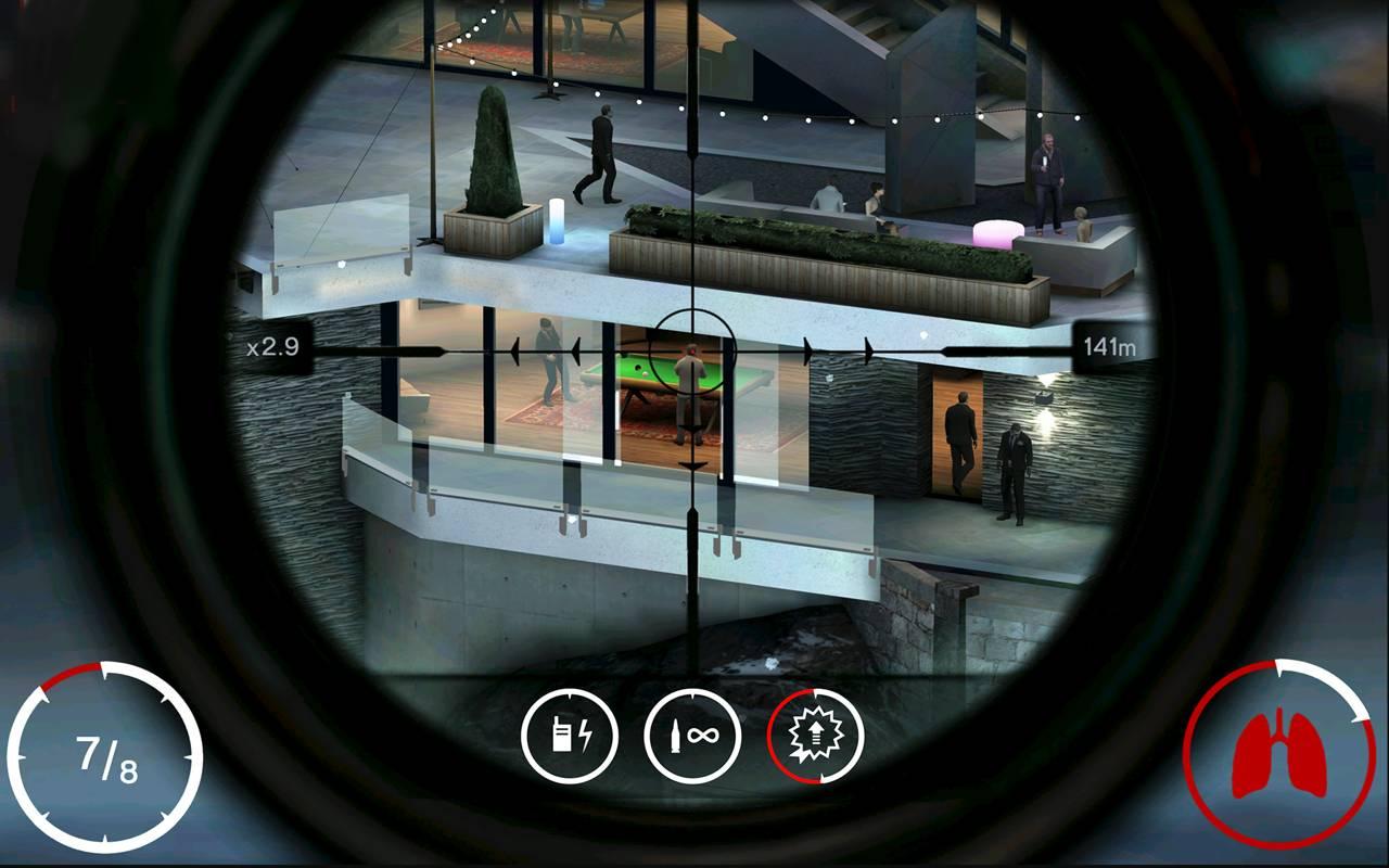 杀手:狙击手修改版