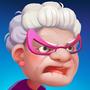生气的奶奶