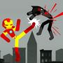 火柴人之战:超级影子