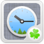 GO桌面-时钟组件