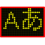 LED滚动显示屏