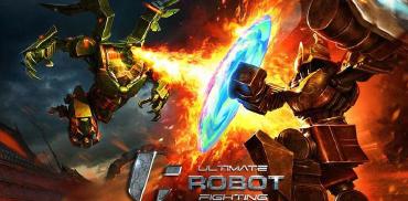 终极机器人格斗