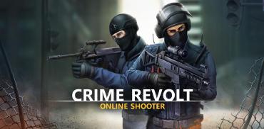 犯罪起义 - 3D在线射击游戏