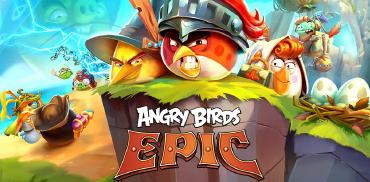 愤怒的小鸟英雄传修改版
