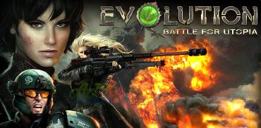 进化:乌托邦之战修改版
