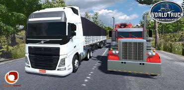 世界卡车驾驶模拟器修改版