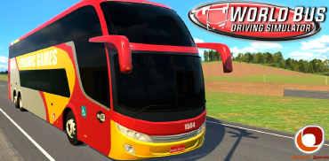 世界巴士驾驶模拟器