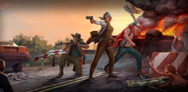 死亡状态:僵尸生存RPG