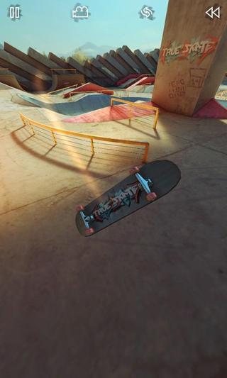 真实滑板修改版
