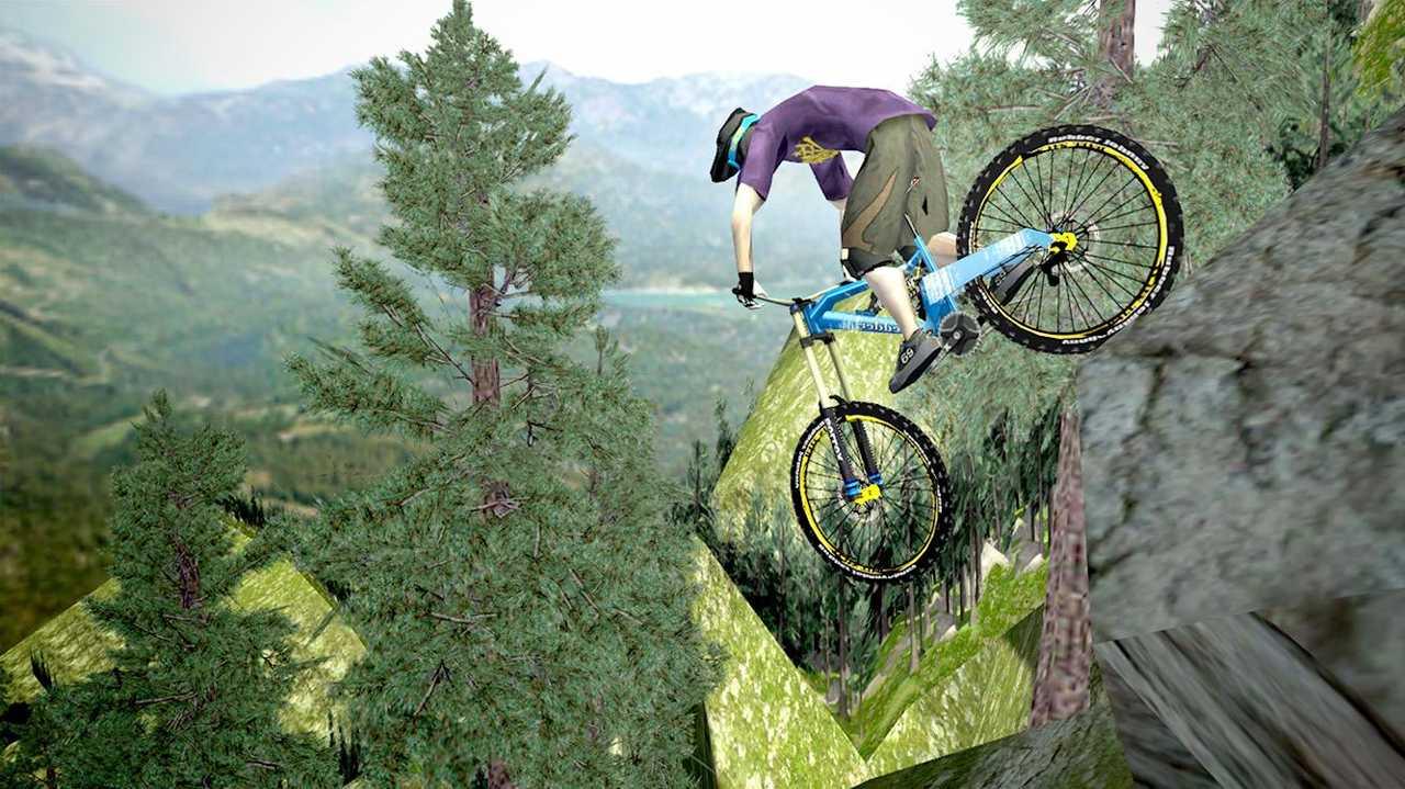 山地自行车游戏下载_山地自行车大赛 v1.67 山地自行车大赛安卓版下载_百分网