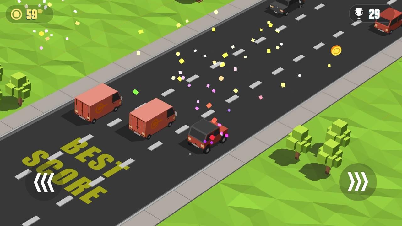 blocky cars online 破解 版