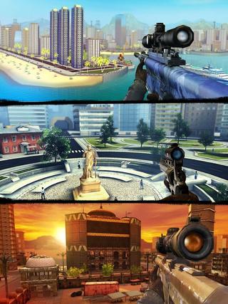 狙击猎手修改版