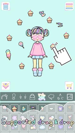 粉彩女孩修改版