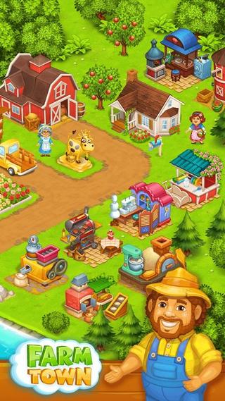 农场小镇 Mod
