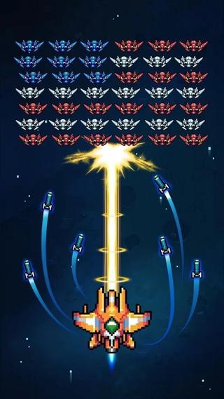 银河风暴 - 星河入侵者