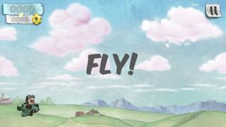 搭乘飞机!