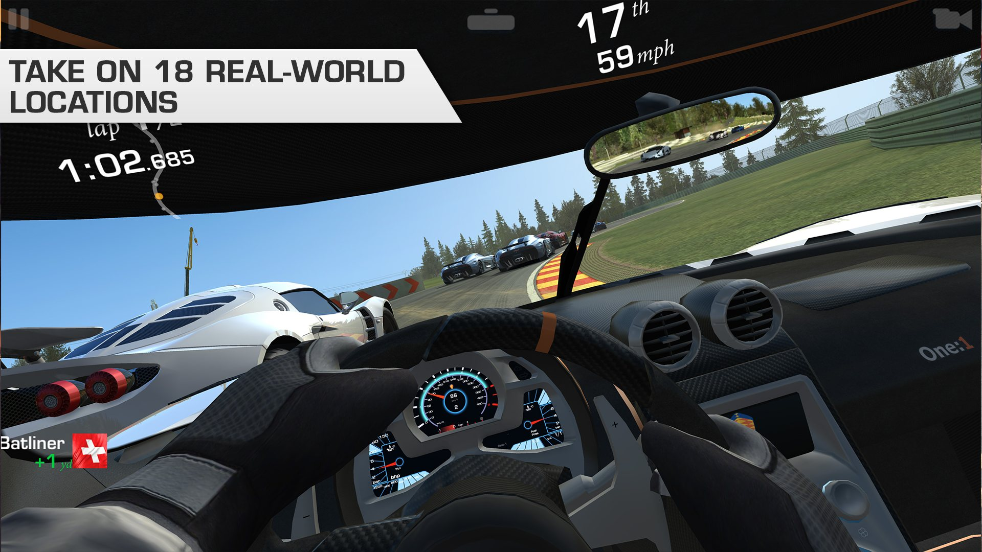 real racing 3 破解 版 android