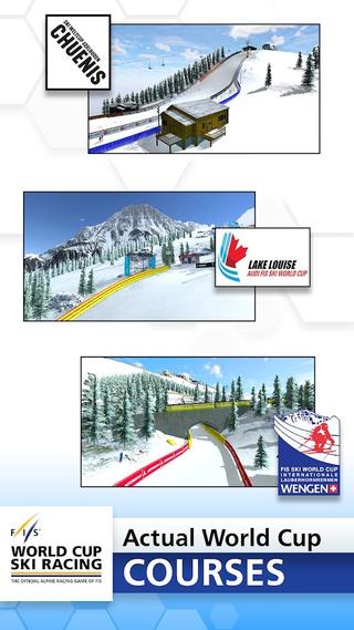 世界杯滑雪比赛