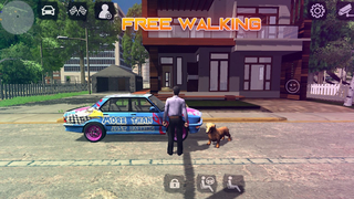 停车场多人游戏 Mod