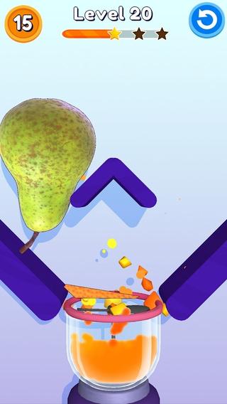水果切片 Mod