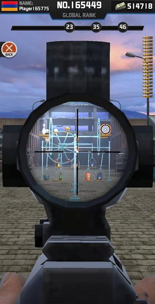 射击场狙击手