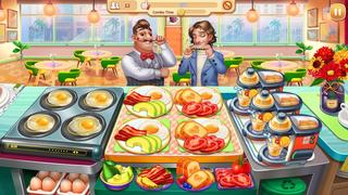我的餐厅:狂热烹饪