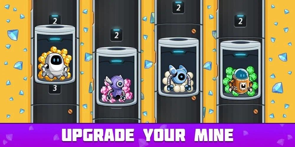 空闲空间矿工 Mod游戏截图