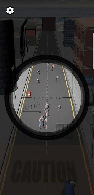 超级狙击手2:僵尸城