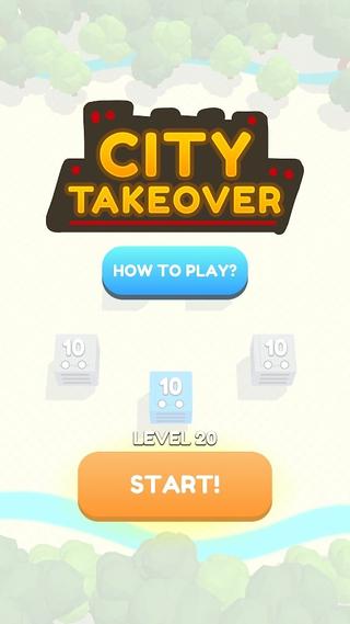 城市接管 Mod