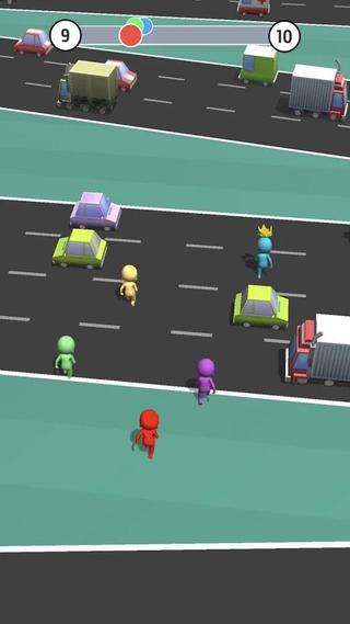 马路竞速3D Mod