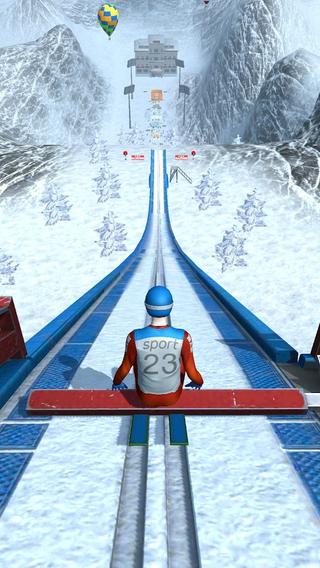 跳台滑雪 Mod