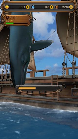 追逐鲸鱼 Mod