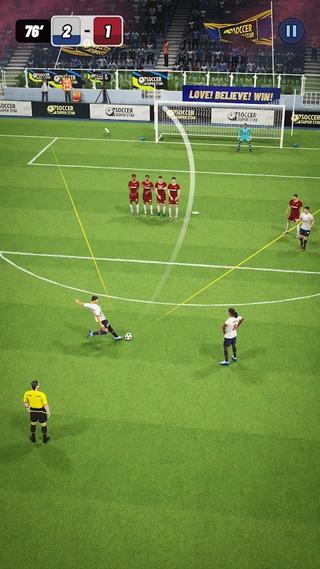 足球超级巨星 Mod