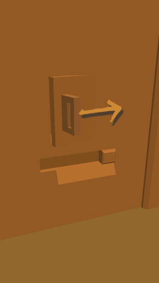 逃脱游戏之门