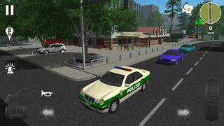 警察巡逻模拟器 Mod