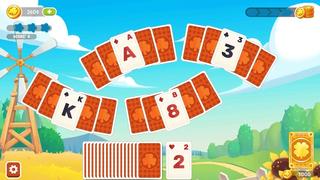 三峰卡牌:接龙游戏