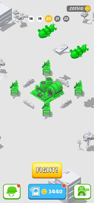 玩具军: 抽签防守 Mod