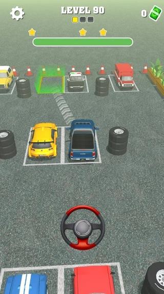 疯狂停车场