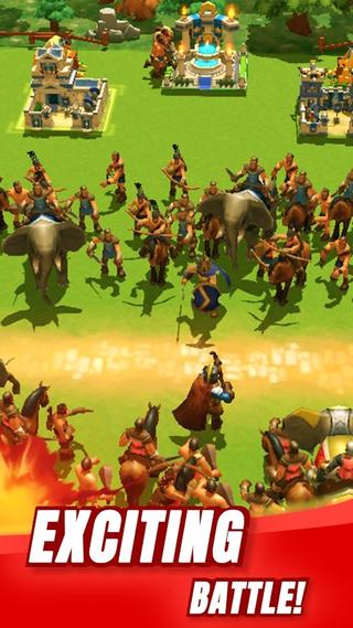 帝国冲突:生存之战