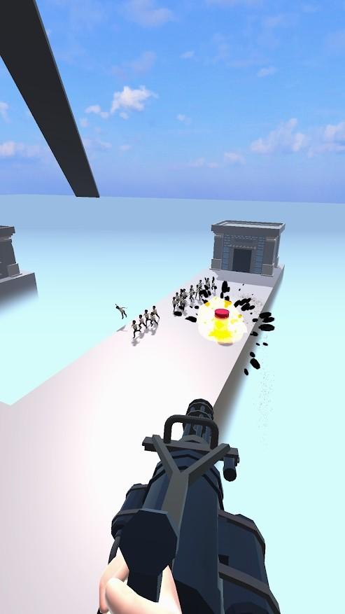 枪手(菜单版) Mod游戏截图
