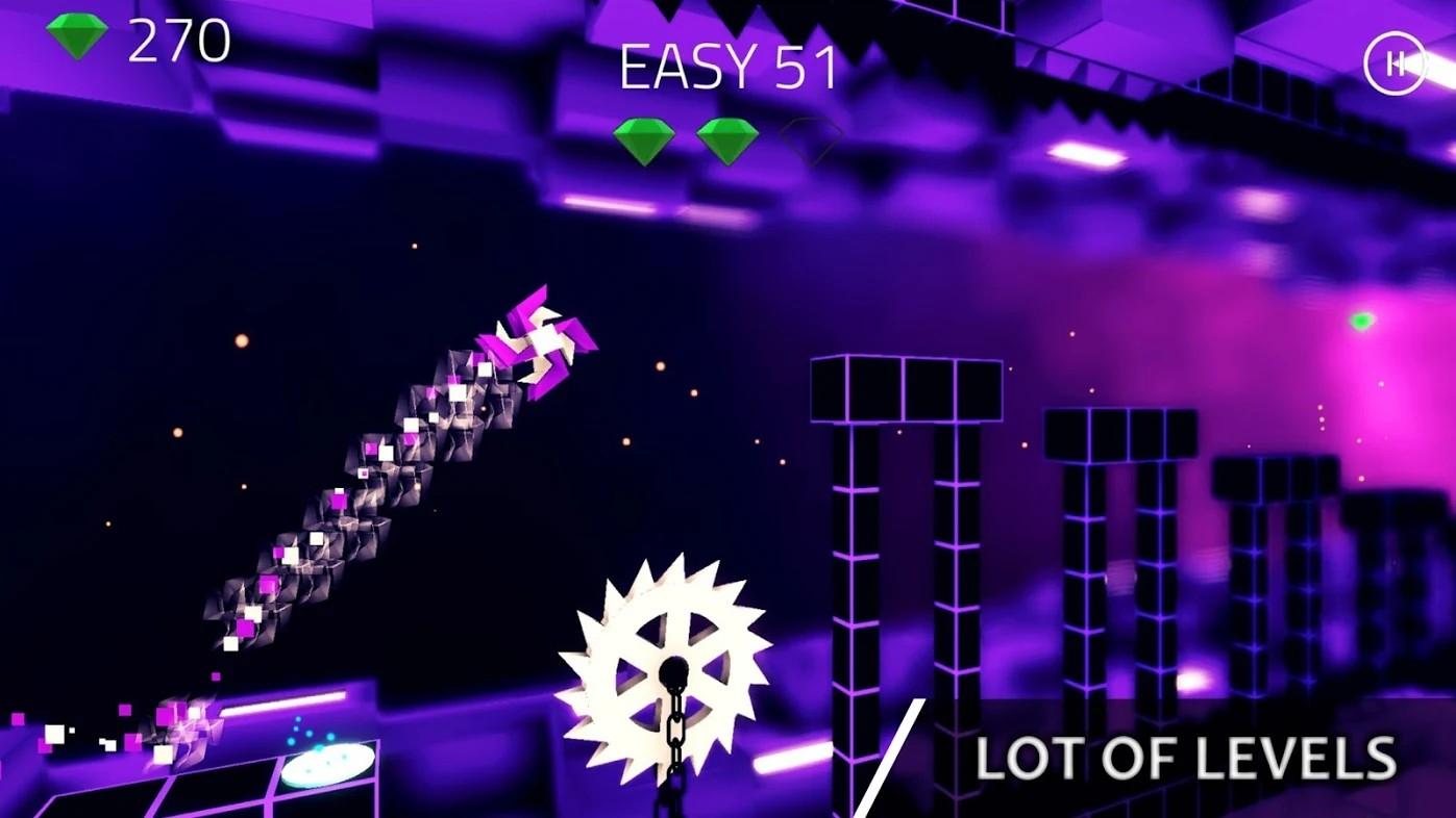 三维跳跃 Mod游戏截图
