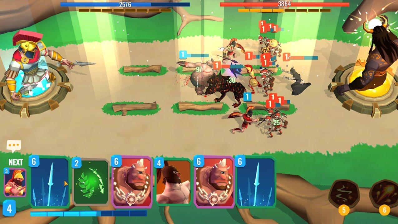 特洛伊战争2 Mod游戏截图