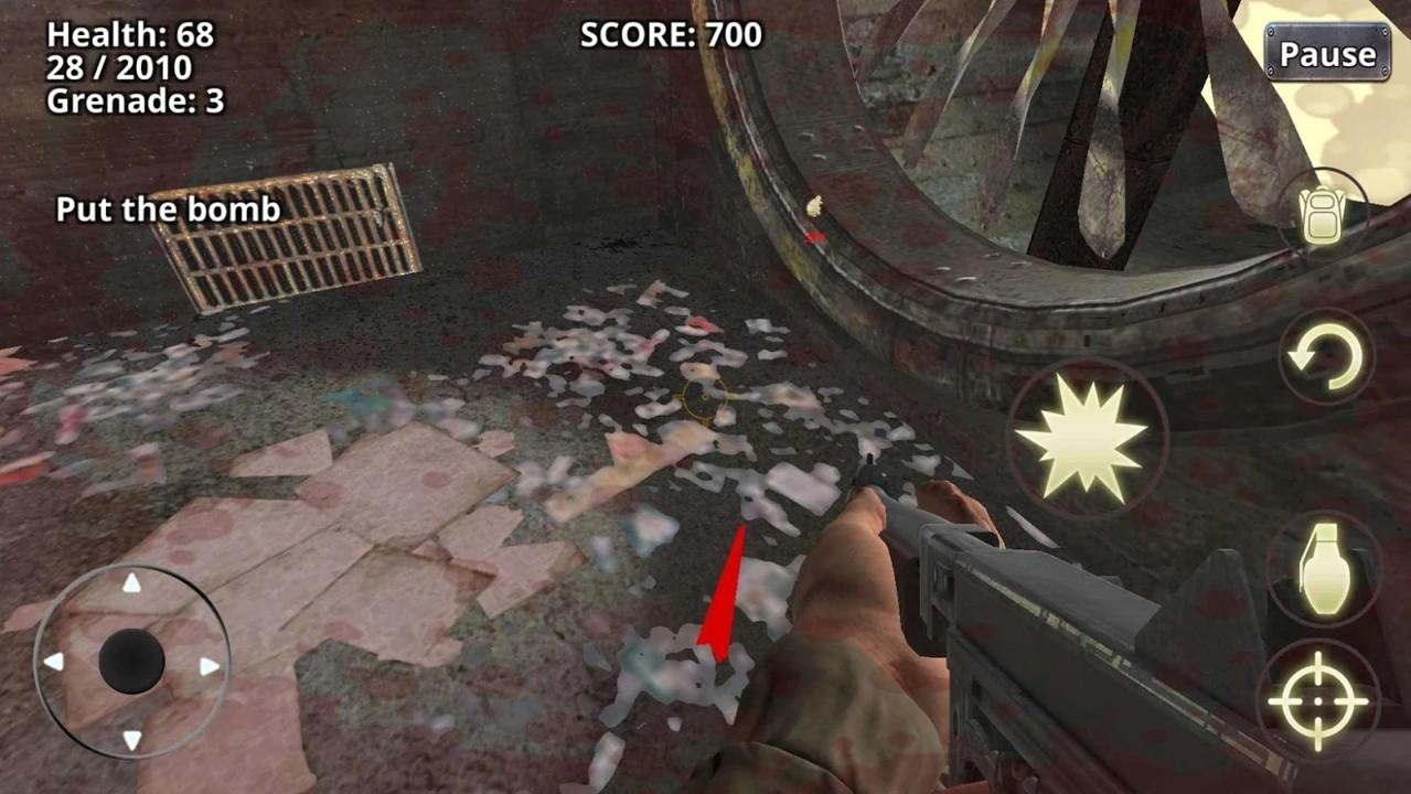 二战战场射手游戏截图