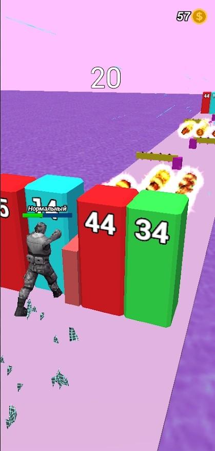 胖子推手游戏截图
