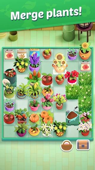 合并花园 Mod