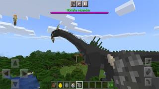 我的世界(恐龙世界模组) Mod