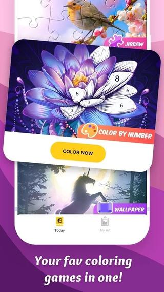 Colorscapes Plus:着色游戏 Mod