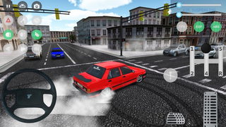 停车场和驾驶模拟器 Mod