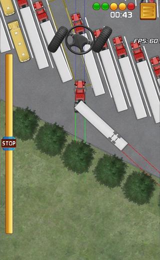 我的卡车驾驶技能
