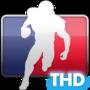 美式橄榄球THD